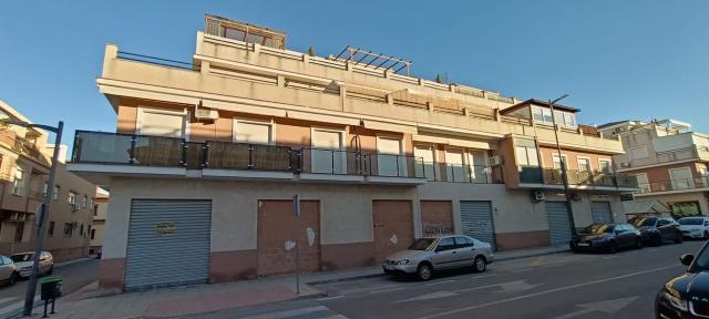 Piso en venta en Churriana de la Vega, Granada, Calle Agustina de Aragon, 139.700 €, 2 baños, 113 m2