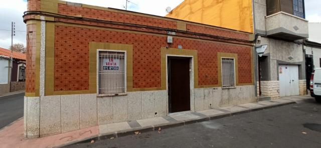 Casa en venta en Puertollano, Ciudad Real, Calle Santa Maria de la Cabeza, 29.900 €, 3 habitaciones, 1 baño, 106 m2