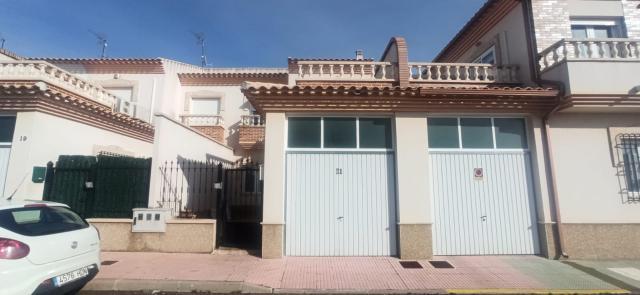 Casa en venta en Pedro Muñoz, Ciudad Real, Calle Tajo, 59.000 €, 3 habitaciones, 2 baños, 131 m2