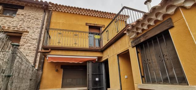 Piso en venta en Rillo de Gallo, Guadalajara, Calle Ayuntamiento, 65.400 €, 4 habitaciones, 2 baños, 137 m2
