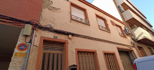 Casa en venta en Almansa, Albacete, Calle Buen Suceso, 166.000 €, 6 habitaciones, 4 baños, 488 m2