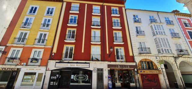 Piso en venta en Burgos, Burgos, Calle Paloma, 89.100 €, 3 habitaciones, 1 baño, 87 m2