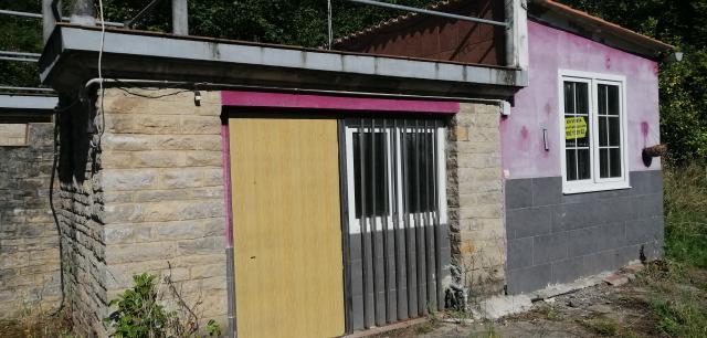 Casa en venta en Gijón, Asturias, Calle la Mata - Baldornon, 69.000 €, 2 habitaciones, 1 baño, 69 m2