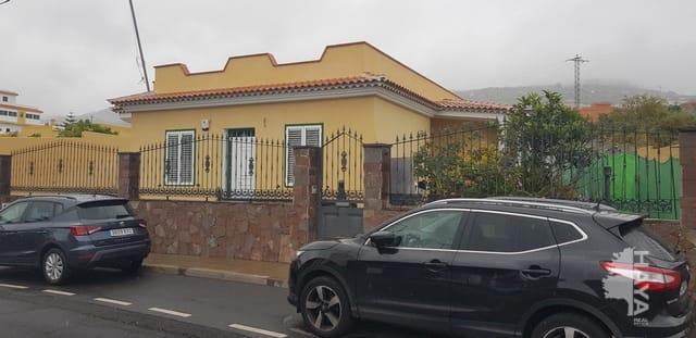 Casa en venta en La Manzanilla, San Cristobal de la Laguna, Santa Cruz de Tenerife, Calle Juan Fernandez, 376.110 €, 3 habitaciones, 2 baños, 328 m2