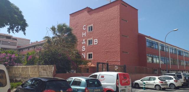 Piso en venta en Costa del Silencio, Arona, Santa Cruz de Tenerife, Calle Chasna, 60.000 €, 1 habitación, 1 baño, 47 m2