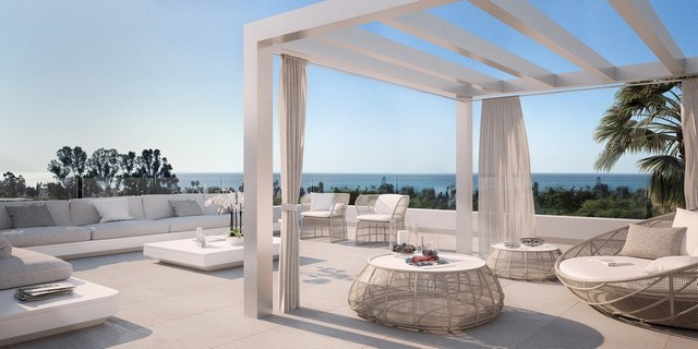 Piso en venta en Marbella, Málaga, Calle los Eucaliptos, 342.000 €, 2 habitaciones, 2 baños, 119 m2