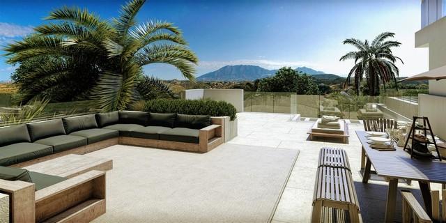 Piso en venta en Mijas, Málaga, Avenida España, 502.000 €, 4 habitaciones, 3 baños, 339 m2