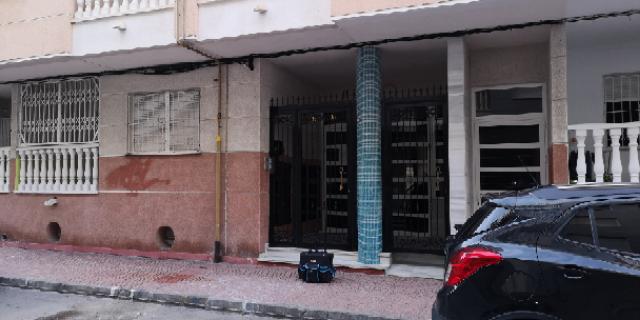 Piso en venta en La Mata, Torrevieja, Alicante, Calle Loma La, 64.000 €, 2 habitaciones, 1 baño, 57 m2