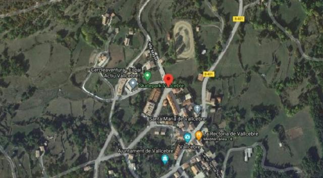 Suelo en venta en Vallcebre, Vallcebre, Barcelona, Carretera de Vallcebre, 105.000 €, 7128 m2