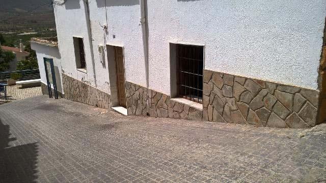Casa en venta en Láujar de Andarax, Almería, Calle Cuesta de San Juan, 52.400 €, 4 habitaciones, 1 baño, 156 m2