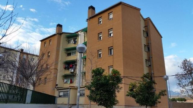 Piso en venta en Montserrat, Terrassa, Barcelona, Calle Nuestra Señora de Montserrat, 72.200 €, 3 habitaciones, 1 baño, 58 m2