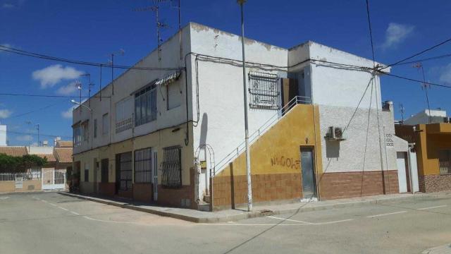 Piso en venta en Lo Pagán, San Pedro del Pinatar, Murcia, Calle Crucero Canarias, 65.000 €, 2 habitaciones, 2 baños, 70 m2