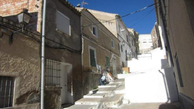 Piso en venta en Esquibien, Hellín, Albacete, Calle Leon, 25.000 €, 3 habitaciones, 1 baño, 100 m2