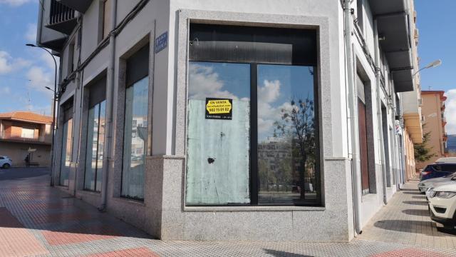 Local en venta en Ibi, Alicante, Avenida de la Provincia, 125.900 €, 121 m2