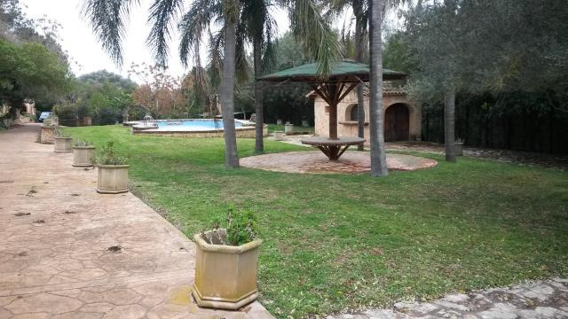 Casa en venta en Manacor, Baleares, Calle Poligono, 370.000 €, 4 habitaciones, 2 baños, 375 m2