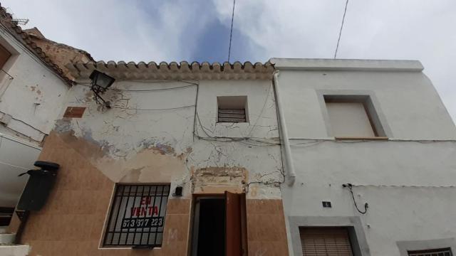 Casa en venta en La Estación, Sax, Alicante, Calle Peligro, 32.800 €, 3 habitaciones, 1 baño, 93 m2