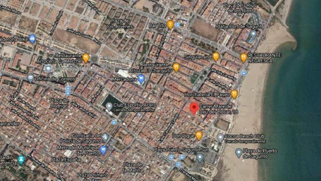 Local en venta en Sagunto/sagunt, Valencia, Calle Virgen del Losar, 121.000 €, 254 m2