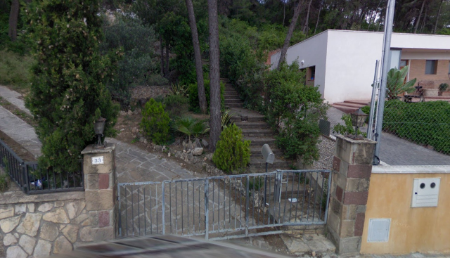 Casa en venta en La Creu de L`aragall, Corbera de Llobregat, Barcelona, Calle Cami de la Creu Daragall, 137.500 €, 3 habitaciones, 1 baño, 145 m2
