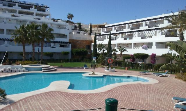 Piso en venta en Mojácar, Almería, Calle Pintor, 61.500 €, 1 habitación, 1 baño, 43 m2