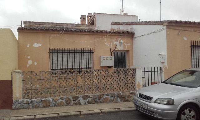 Casa en venta en Gálvez, Gálvez, Toledo, Calle Fundadores, 35.000 €, 3 habitaciones, 1 baño, 91 m2