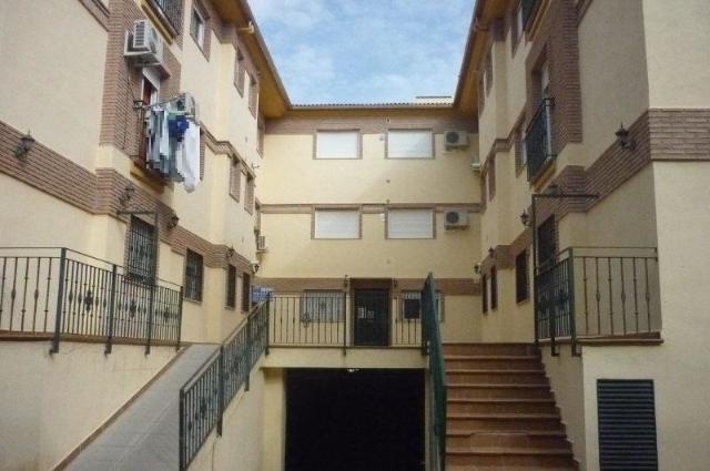 Piso en venta en Las Gabias, Granada, Calle Maria Auxiliadora, 49.500 €, 1 habitación, 1 baño, 50 m2