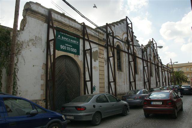 Suelo en venta en Sanlúcar de Barrameda, Cádiz, Calle Banda de la Playa, 900.000 €, 1191 m2