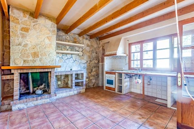 Piso en venta en Lloseta, Baleares, Calle Reverend Llorenç Pons, 130.900 €, 1 habitación, 2 baños, 197 m2
