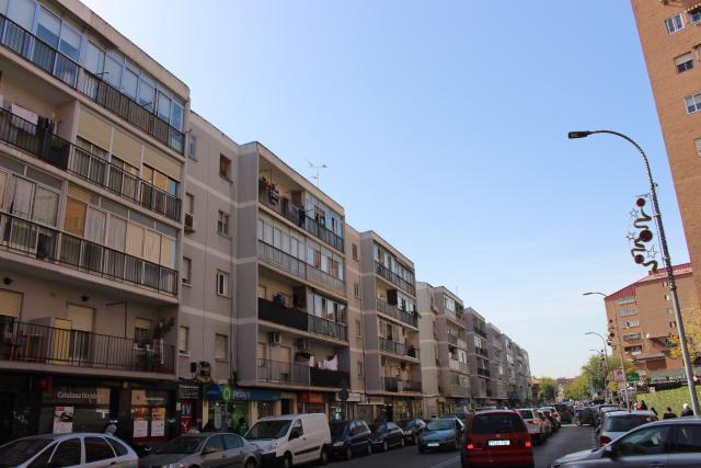 Piso en venta en El Castillo, Torrejón de Ardoz, Madrid, Calle Madrid, 74.500 €, 3 habitaciones, 1 baño, 78 m2