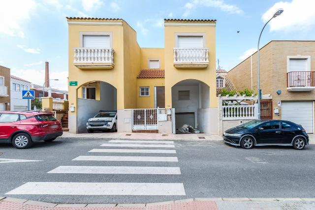 Casa en venta en Visiedo, Huércal-overa, Almería, Calle Nioro, 159.000 €, 4 habitaciones, 2 baños, 206 m2