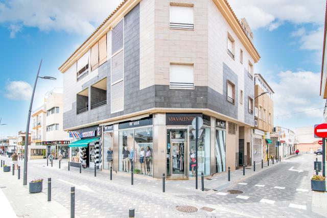 Piso en venta en Lo Pagán, San Pedro del Pinatar, Murcia, Calle Maravillas, 80.100 €, 3 habitaciones, 2 baños, 126 m2