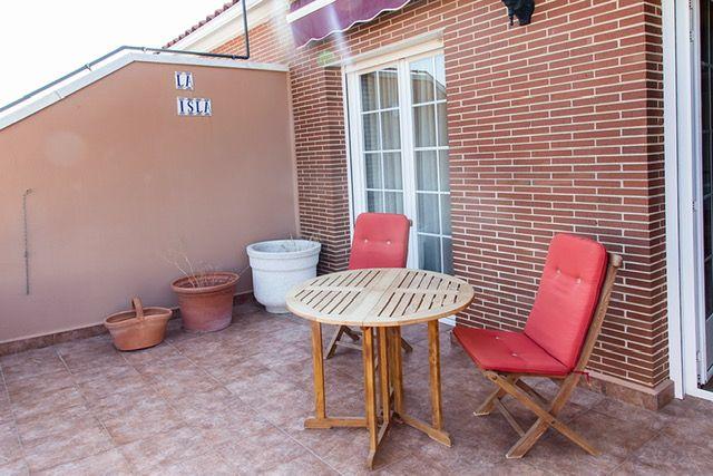 Piso en alquiler en Tomelloso, Ciudad Real, Calle Lepanto, 375 €, 2 habitaciones, 1 baño, 100 m2