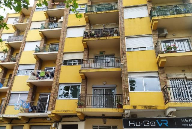 Piso en venta en Montanyeta del Sants, Sueca, Valencia, Calle de España, 56.200 €, 4 habitaciones, 105 m2