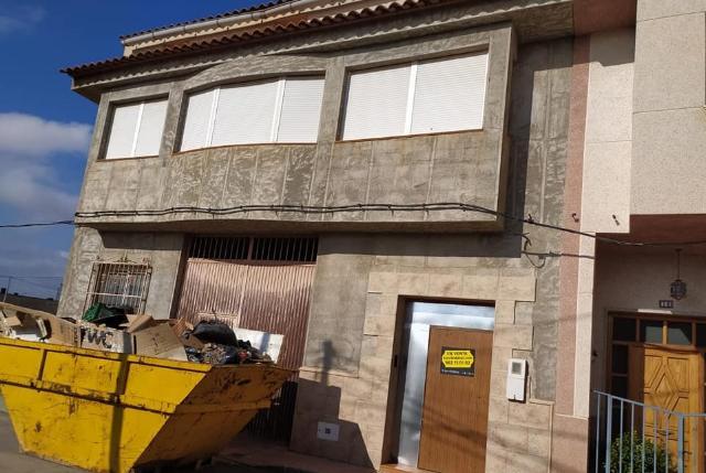 Casa en venta en Bullas, Murcia, Calle Río Quipar, 125.000 €, 4 habitaciones, 3 baños, 342 m2