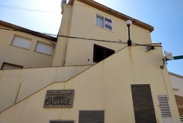 Piso en venta en Pozo Aledo, la Manga del Mar Menor, Murcia, Urbanización Jaloque, 90.300 €, 3 habitaciones, 2 baños, 112 m2