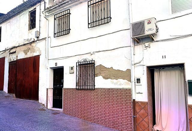 Piso en venta en Algarinejo, Granada, Calle Prado de la Fuente, 40.000 €, 2 habitaciones, 1 baño, 81 m2