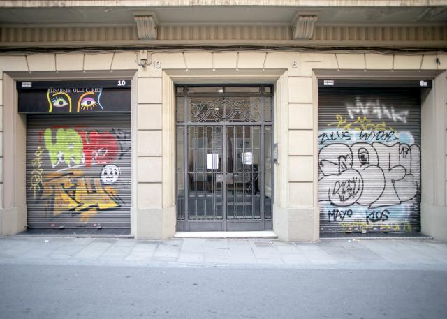 Piso en venta en Gràcia, Barcelona, Barcelona, Calle Monistrol, 268.600 €, 3 habitaciones, 1 baño, 79 m2