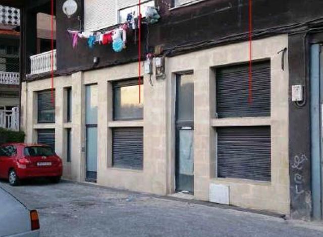Local en venta en Beraun, Errenteria, Guipúzcoa, Calle Norberto Almandoz, 181.000 €, 130 m2