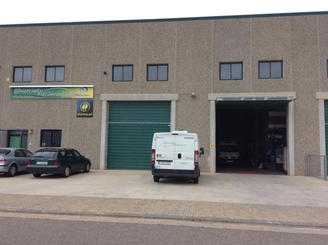 Industrial en venta en Alcarràs, Lleida, Calle Polígono Industrial Galileo, 187.000 €, 405 m2