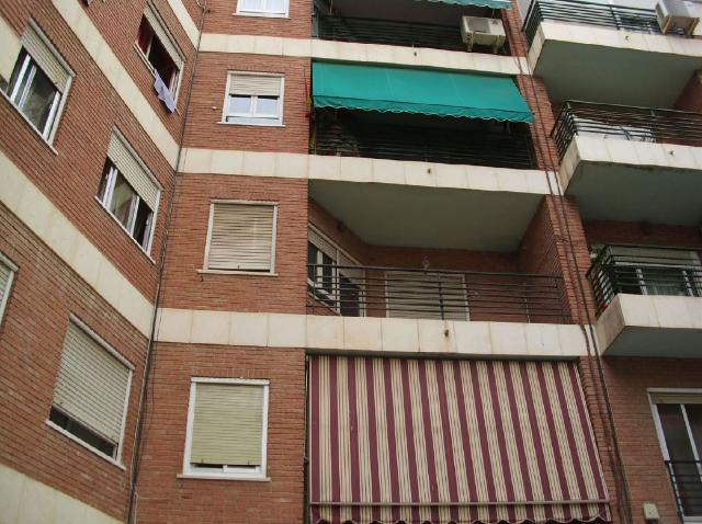 Piso en venta en Rabaloche, Orihuela, Alicante, Calle Pedro Terol, 95.621 €, 4 habitaciones, 1 baño, 121 m2