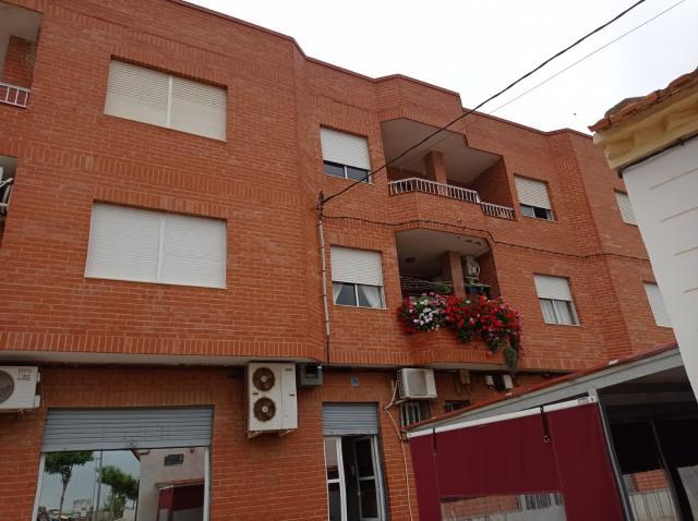 Piso en venta en Hoyamorena, Torre-pacheco, Murcia, Calle Cabezo Gordo, 59.000 €, 91 m2