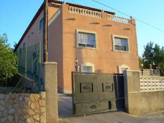 Casa en venta en La Font D`en Carròs, Valencia, Paraje Partida la Plana, 277.400 €, 8 habitaciones, 4 baños, 463 m2