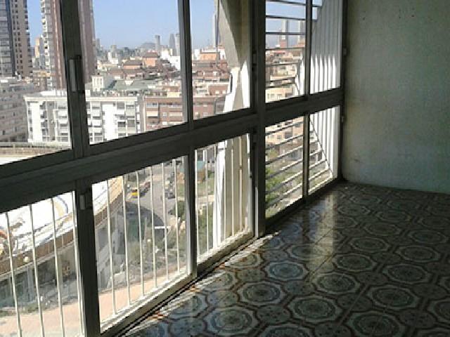 Piso en venta en Els Tolls - Imalsa, Benidorm, Alicante, Avenida Suecia, 84.110 €, 2 habitaciones, 1 baño, 65 m2