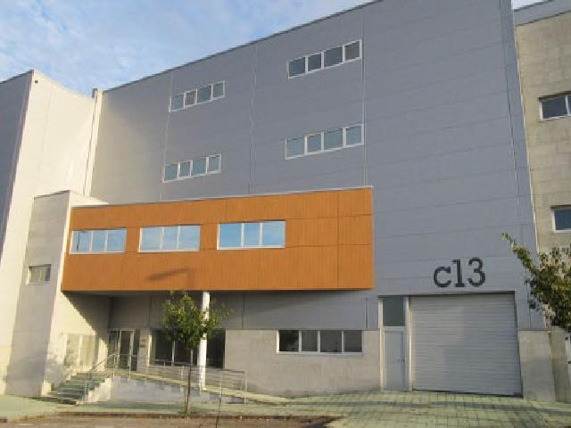 Industrial en venta en Beade, Vigo, Pontevedra, Lugar Parque Tecnologico Y Logistico Valladares C-13, 1.085.600 €, 3027 m2