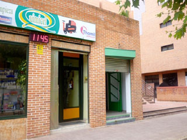 Local en venta en Arévalo, Ávila, Calle de los Platanos, 22.200 €, 51 m2