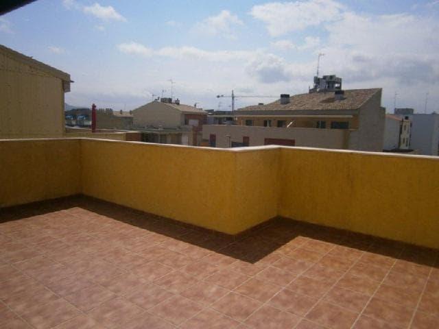 Piso en venta en Benicarló, Castellón, Calle Formentera, 76.800 €, 1 habitación, 1 baño, 90 m2