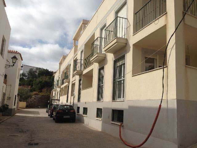 Piso en venta en El Almendral, Gérgal, Almería, Calle Moral, 63.200 €, 2 habitaciones, 1 baño, 89 m2