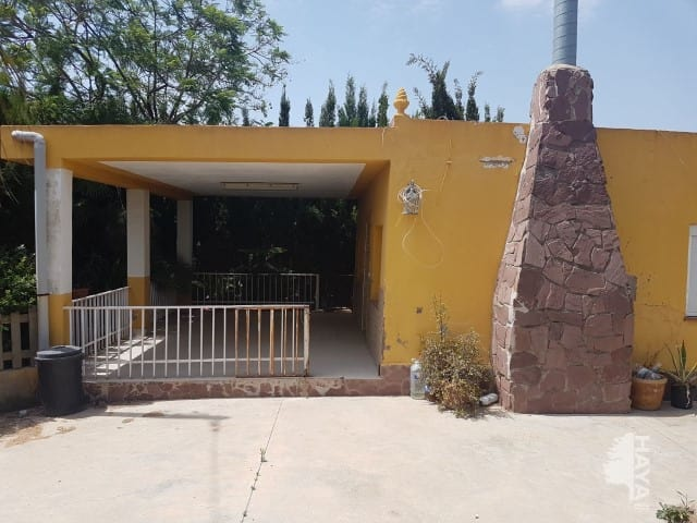 Casa en venta en Burriana, Castellón, Calle L`ullal, 72.300 €, 3 habitaciones, 1 baño, 999 m2