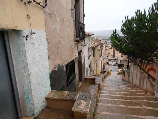 Casa en venta en Casa en Castalla, Alicante, 61.250 €, 4 habitaciones, 1 baño, 109 m2