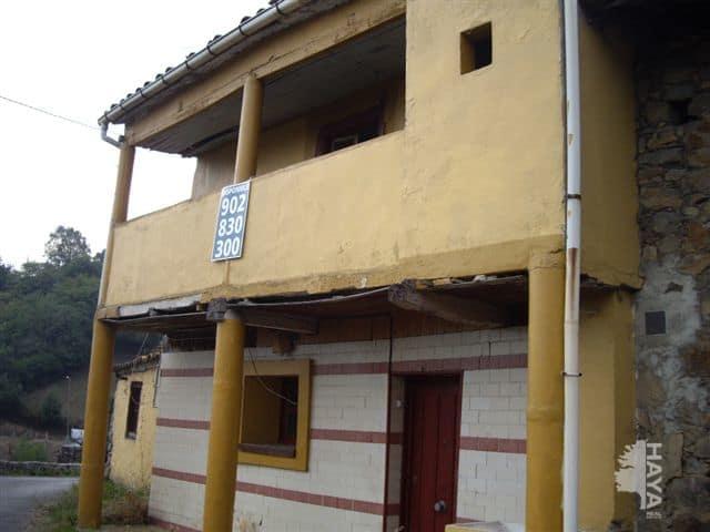 Casa en venta en Centro Y Casco Histórico, San Martín del Rey Aurelio, Asturias, Calle Lugar Lantero, 38.996 €, 1 habitación, 2 baños, 99 m2
