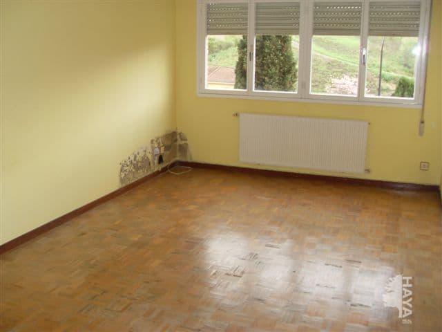 Piso en venta en Oviedo, Asturias, Calle Pando, 66.563 €, 2 habitaciones, 1 baño, 94 m2